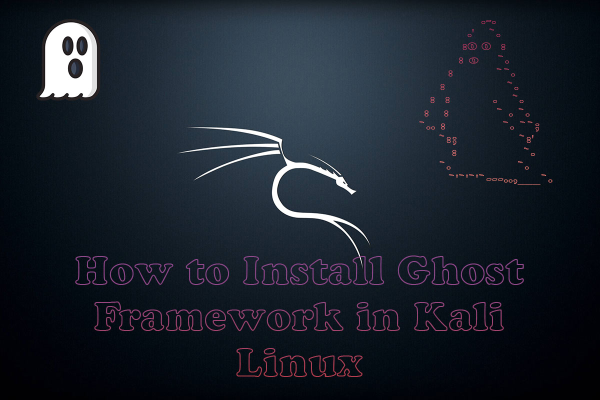 How To Install Ghost Framework