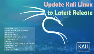 How to Update Kali Linux | Kali Linux 2021.3